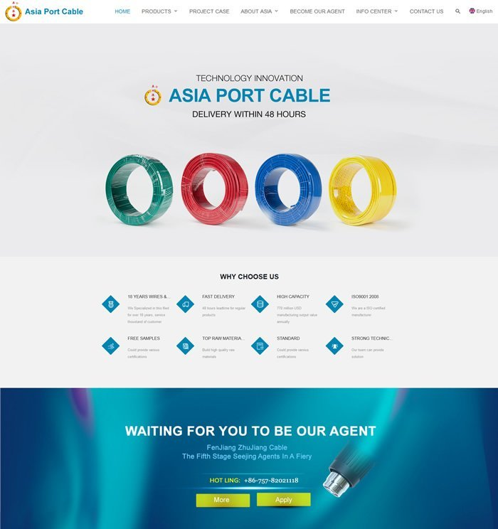 ASIA PORT  CABLE